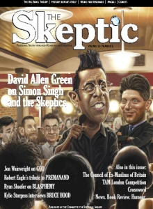The Skeptic Vol 22, No 1 Spring 2009