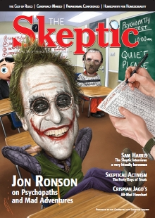 The Skeptic Vol 23.2