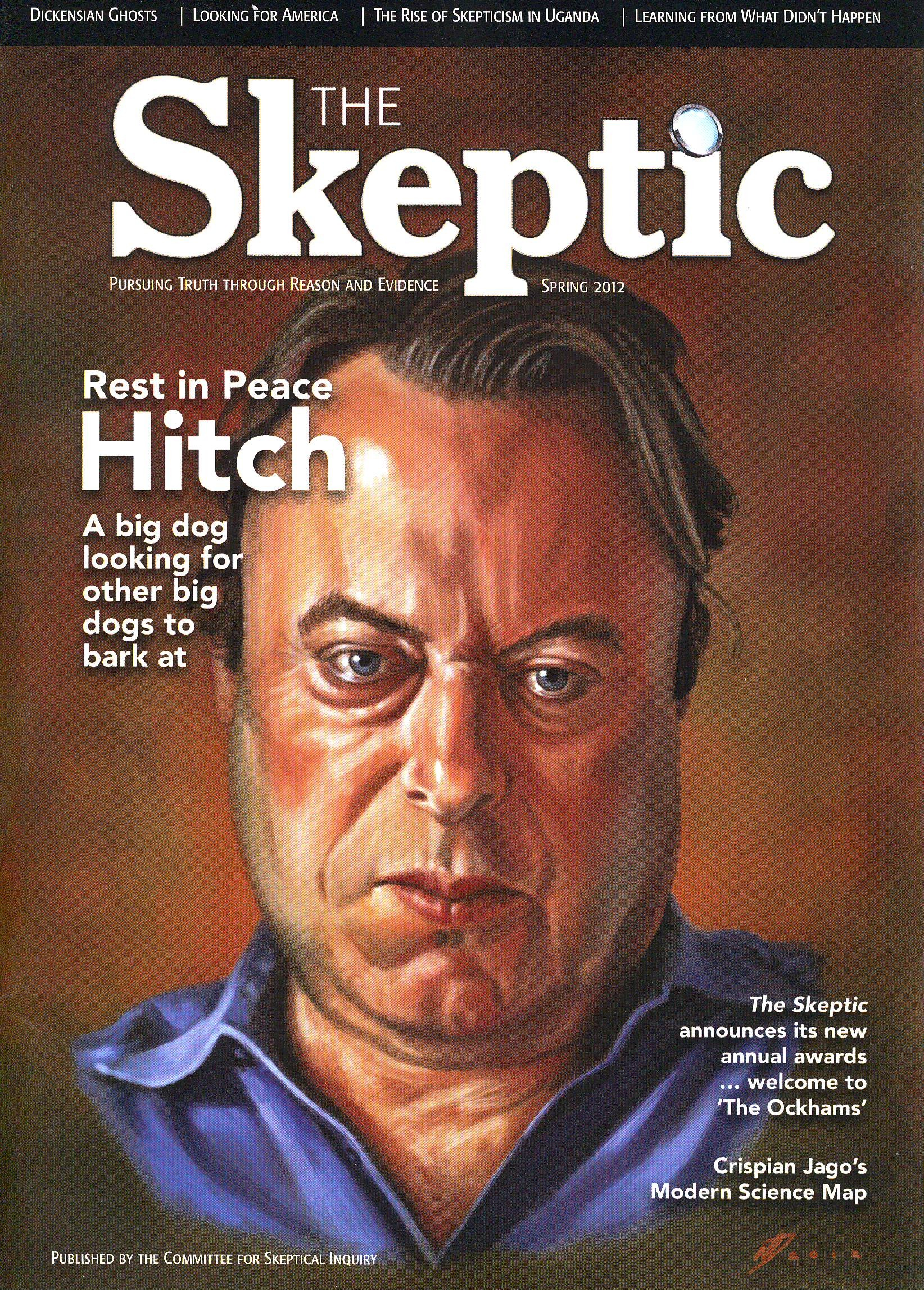 The Skeptic Vol 23.3