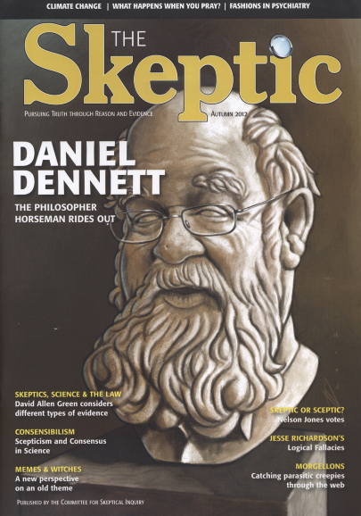 The Skeptic Vol 24-1